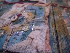 Resin Art Quilt