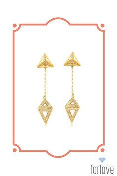 fdede432c 19 melhores imagens de brincos ♡   Small stud earrings, Dainty ...
