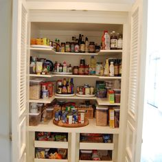 Built In Pantry Ideas, Pictures, Remodel and Decor