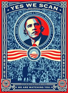 "The Surveillance President: ""Yes we SCAN"" HItler like Obama rapidly rose to power promising the disenchanted a better life & new wonderful nation. Like Obama he appealed to the unemployed,young & lower class. He ALSO tagged people,spread blame & hate for the countries troubles,was for GUN CONTROL & had national healthcare,was on the cover of Time.- (HITLER LIKE OBAMA!)"