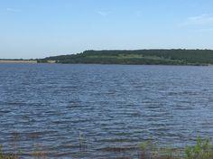 Lake Copan. 12 miles north of Bartlesville Oklahoma.