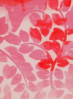 Dialogue_Pink - Artprint by Garima Dhawan