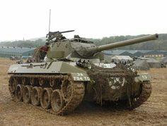 M18 Tank Destroyer WWII