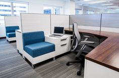 #Allsteel Involve #storage and #seating, office furniture