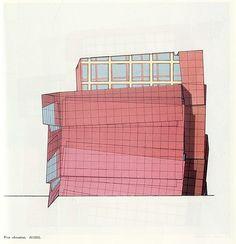 Peter Eisenman. A+U 252 Sep 1991: 75