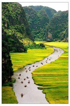 Ninh-Binh, Vietnam