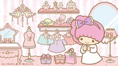 Sanrio Characters, Fictional Characters, Japanese Characters, Little Twin Stars, Old Things, Baby Things, Tea Party, Cute Pictures, Diy And Crafts
