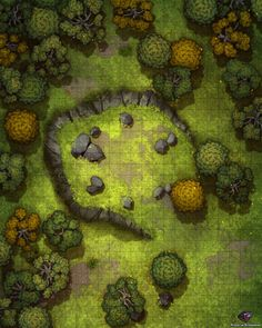 Dungeons And Dragons Homebrew, D&d Dungeons And Dragons, Fantasy Battle, Fantasy Map, Fantasy Art Landscapes, Fantasy Landscape, Dnd World Map, Pathfinder Maps, Forest Map