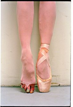 New York City Ballet - only those who have been en pointe will understand why I think this is beautiful.  So much strength despite the scars, split toe nails and blood blisters...all for their craft, their art.