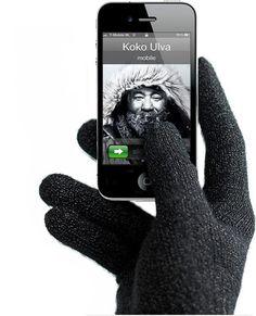 Cool Touchscreen Gloves!