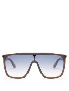 8564c8fa44ca GIVENCHY Flat-Top Sunglasses.  givenchy  sunglasses