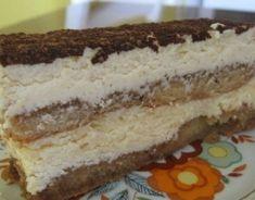 Nepečené Kinder Bueno rezy - Receptik.sk Tiramisu, Tiramisu Cake