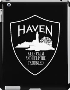 7659abb5 82 Best Haven Syfy- iPad & Laptop Skins/Cases images | Laptop skin ...