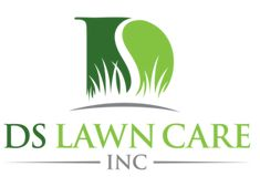 ds lawn care large logo