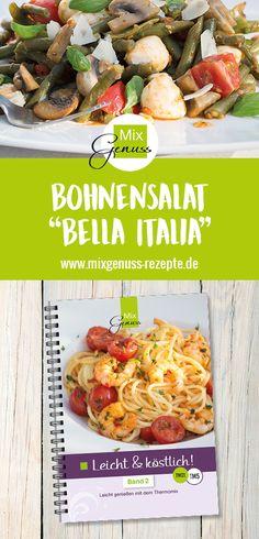 "Bohnensalat ""Bella Italia"" – MixGenuss Blog"