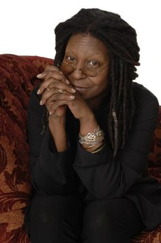 Whoopi Goldberg. Born: Caryn Elaine Johnson nov. 13, 1955.