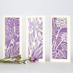 GIFTS :: The Spring Song- Set of 3 greeting cards