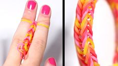 Loom Bands Tutorial, Rainbow Loom Bands, Knitting Charts, Perler Beads, Beading Patterns, Kit, Crafts, Handmade, Stage