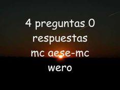 4 preguntas 0 respuestas- mc aese(letra)