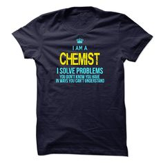 I'm A CHEMIST T-Shirts, Hoodies. SHOPPING NOW ==►…