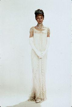 audrey hepburn eliza doolittle | Audrey - Audrey Hepburn as Eliza Doolittle Photo (30708259) - Fanpop ...