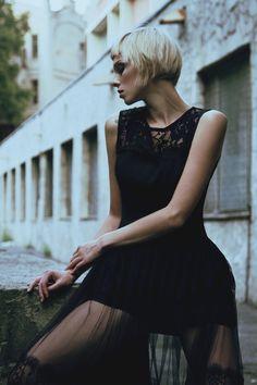 Guilty Photographer: #LolitaSharun Model: Alien Rudich Stylist: Marina Sharun MakeUp and Hair: Ruslana Chaplina
