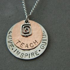 Teachers Love Inspire and Guide