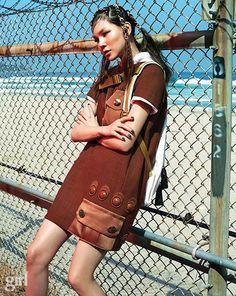 VOGUE GIRL Korea April 2015- marc jacobs