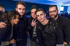 Martin Garrix, Zedd and Selena Gomez Party With Minecraft Founder Selena Gomez Daily, Selena Gomez Pictures, Edm Music, Best Dj, Marie Gomez, Hollywood Life, Electronic Music, Good Skin, My Idol