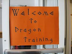"""Lots of great ideas for a """"How to Train Your Dragon"""" party."""