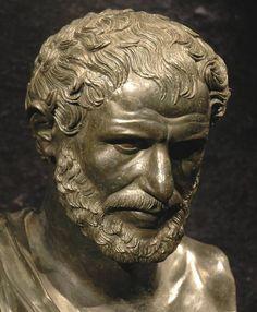 Heraclitus - No man ever steps in the same river twice, for it's not the same river and he's not the same man.