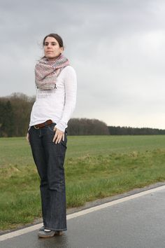 Rehgeschwister: MMM - The Angel Bootcut Jean