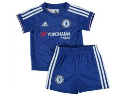 Maglia Chelsea Bambino Home Chelsea C, Baby Kit, Yokohama, Blues, Gym Shorts Womens, Adidas, Swimwear, Tops, Fashion
