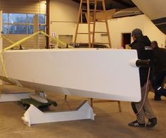 How to build the Dinghy Sailboat, Yacht Design, Boat Plans, Boat Building, Planer, Sailing, Hobbies, Guns, Home Decor