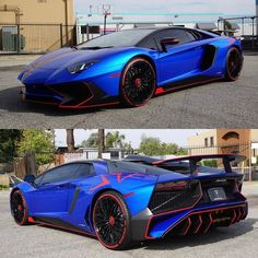 "12k Likes, 24 Comments - CarsWithoutLimits | Marlon (@carswithoutlimits) on Instagram: ""Aventador SV clear paint protection and partial wrap done by @impressivewrap ! Follow…"""