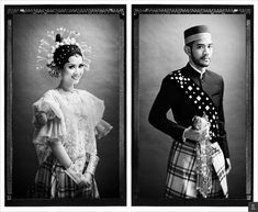 Vibrant Minang and Bugis Wedding of Chairani and Marah Laut - Chairani-Marah_73