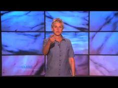 Ellen and Portia's wedding anniversary monologe - 11-sep-09