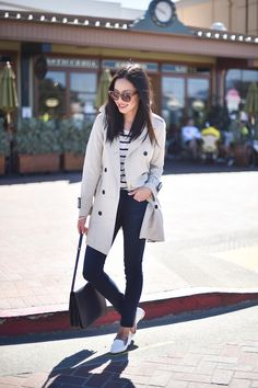Trench Coat   The Must Have Outerwear For Spring Time