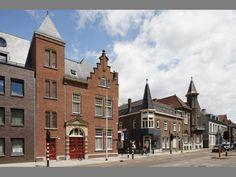 Wilhelminapark en omliggende bebouwing, Tilburg. Foto: René de Wit