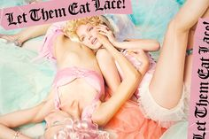 Let Them Eat Lace by Nicoline