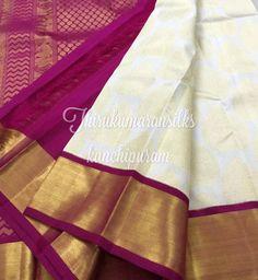 Classy #kanjivarams,from #Thirukumaransillks,can reach us at +919842322992/WhatsApp or at thirukumaransilk@gmail.com for more collections and details