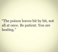 ..... that was a lot of poison from all kinds of people .....