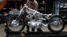 YouTube Black Falcon by Falcon Motorcycles