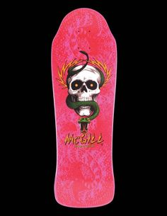 Mc Gill...can i get this on longboard?!<3