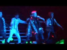 HD [FANCAM] BAP 'Badman' Zelo Rap/Solo Part at LOE LA 2014