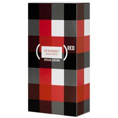 Sir Richards Condoms - Special Edition Product RED - Counter Dsp - 12 Pack