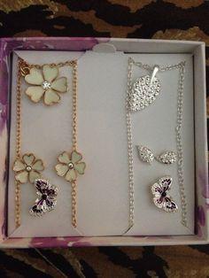 Set bijoux Avon