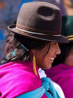 Your Ecuador Photos -- National Geographic Kids Around The World, We Are The World, People Around The World, Ecuador, Quito, Bolivia, Peru, Ethno Style, Argentine