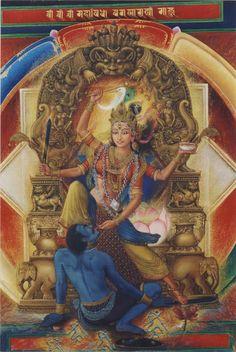 Kala Ksetram, Bagalamukhi by Udaya Charan Shrestha