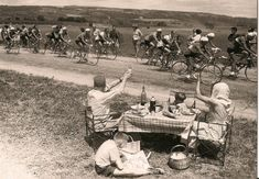 Le Tour 'in the 50s'